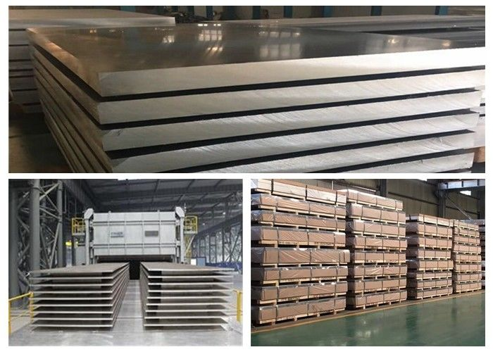 Railway Carriage En Aw 5754 Aluminium Alloy Bed Plate Almg3 Aluminium